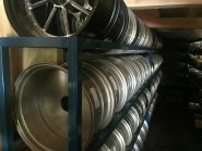RST Aluminum Wheel, Rim - whole stock