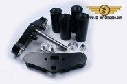 RST triple clamp FAT-GLIDE-Design  6°